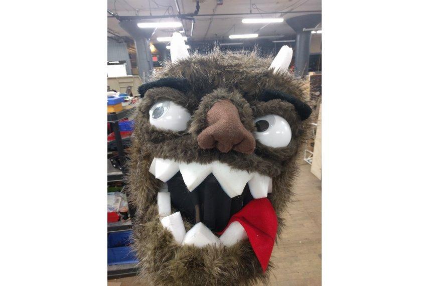 Open Animatronics Kit - Creature Head