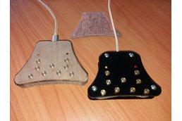 Auxiliary programmable Keypad