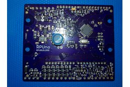 RPUno - a Solar Powered ATmega328P board