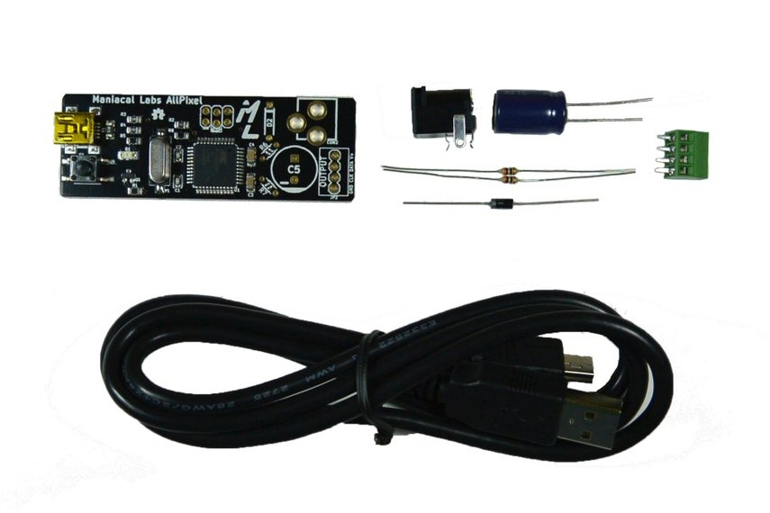 AllPixel Universal LED Controller
