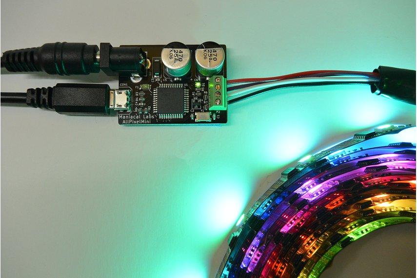 AllPixelMini Universal LED Controller