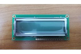Lumex 16x2 Character Display 3.3V