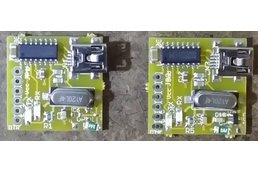 CH340G Serial Adapter w/6-pin header