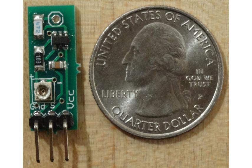 Easy touch proximity sensor (assembled)