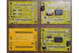 ATTiny 167/87/861/461/261 breakout (bare board)