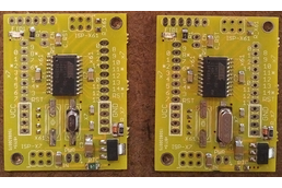 ATtiny 861 or 167 Development Board (assembled)