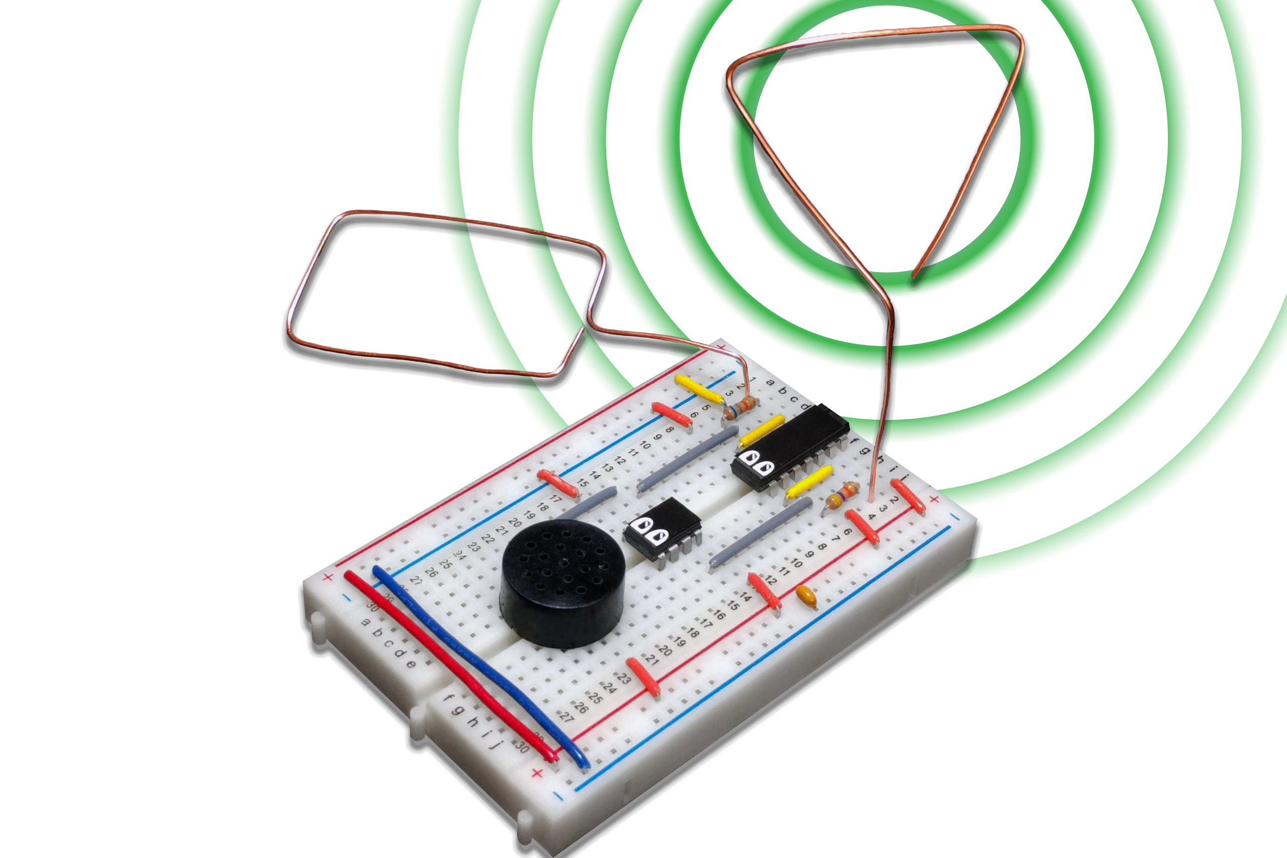 microkits theremin electronics kit from davidlevi on tindie. Black Bedroom Furniture Sets. Home Design Ideas