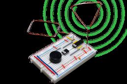 MicroKits Theremin Electronics Kit
