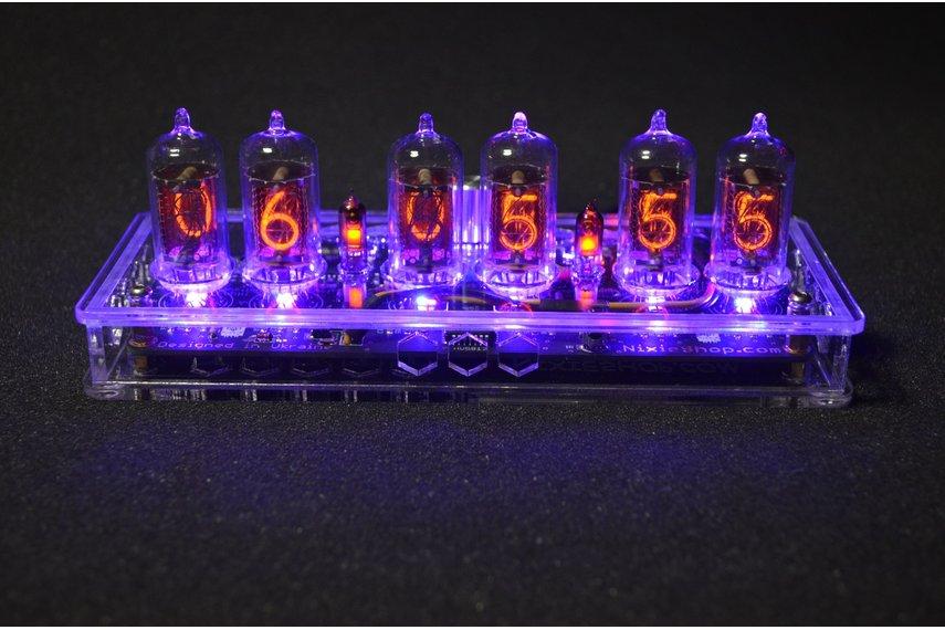 Z573M Nixie Tube Clock