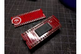 29F032 to SNES Rom adapter