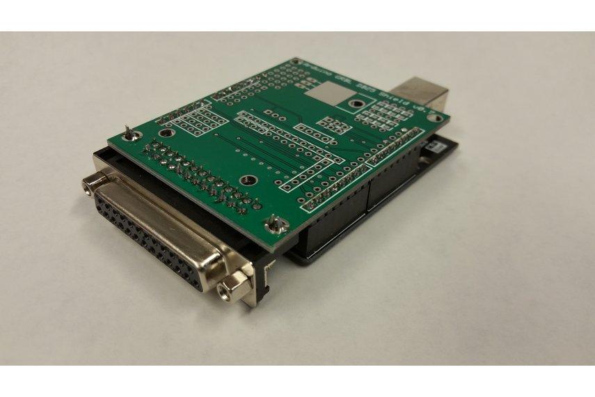Arduino GRBL to DB25 CNC Shield Kit