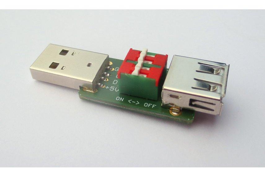 USB-Helper / USB-Switch [Kit]