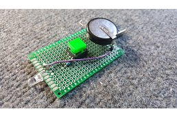 USB Capacitor Flashlight