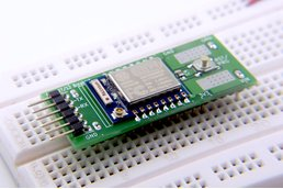 ESP8266 (ESP-07/12) Full I/O Breadboard Adapter