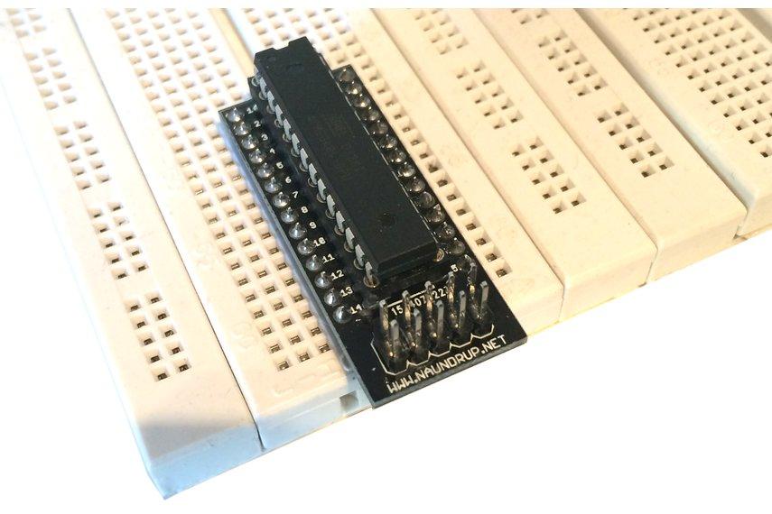 ISP ATmega  adapter (10pin)