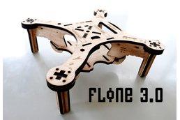 Flone 3.0 Drone Wood Frame