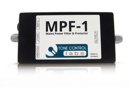 MPF-1 – Mains Power Filter & Protector