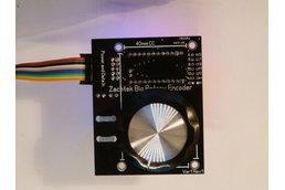 Big Rotary Encoder / VFO wheel