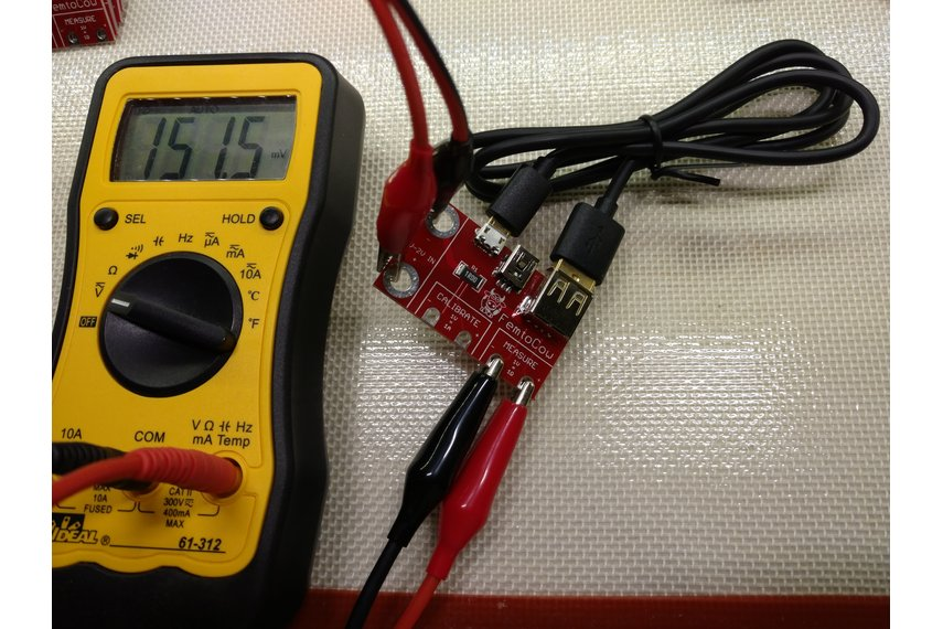 Usb Cable Tester : Usb cable resistance tester from femtocow on tindie