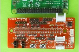 RaspEasy  - Raspberry experiment board