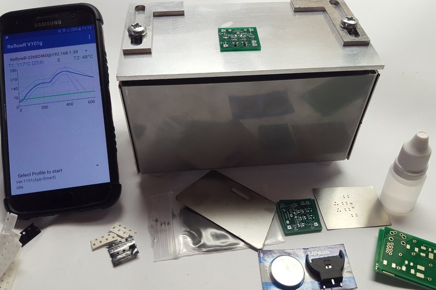 Modern Electronics ReflowR