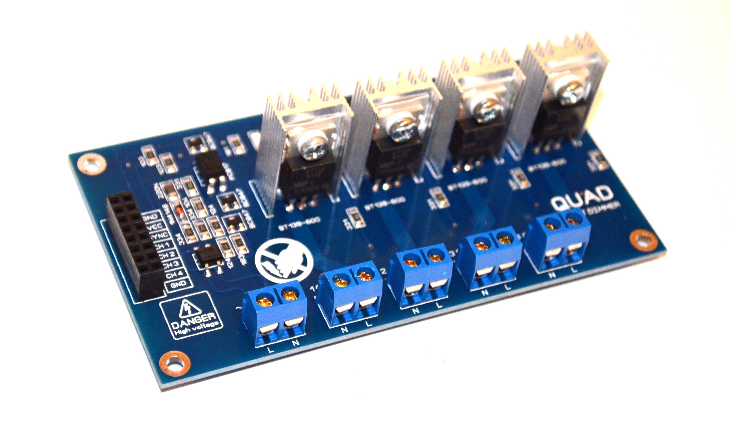 Ch ac led light dimmer v module controller board from