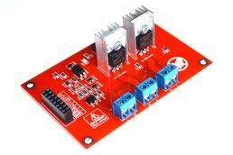 2CH AC LED Light Dimmer Module Controller