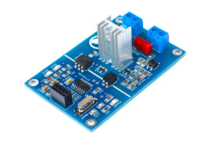 PWM AC Light Dimmer Module 50Hz 60Hz from bugrovs2012 on ...