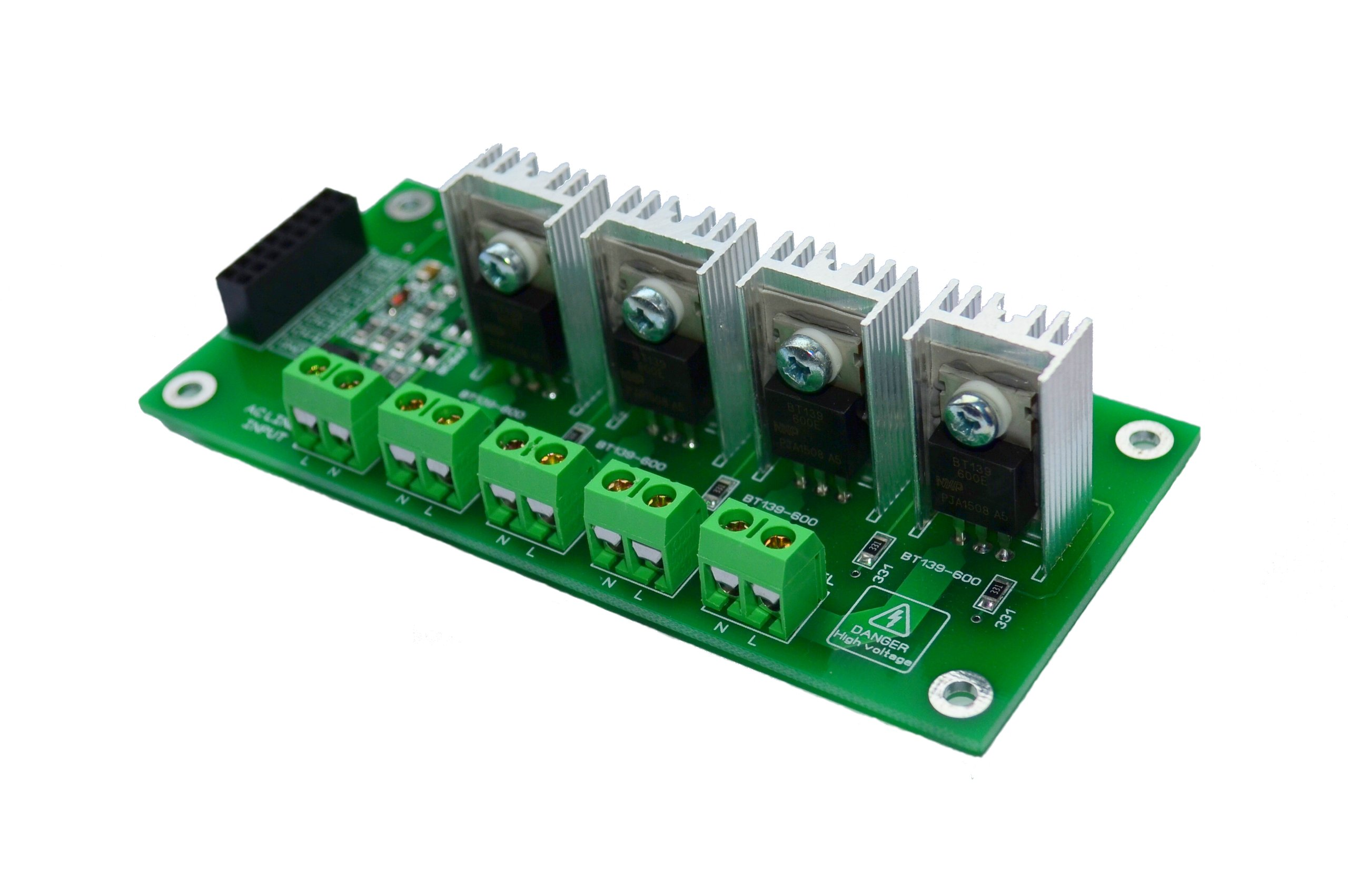 Ch ac dimmer v module controller board arduino from