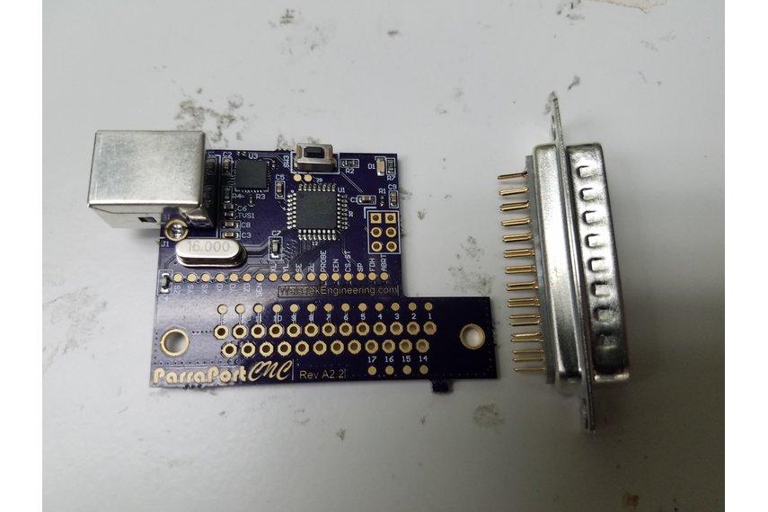 ParraPortCNC A2.2