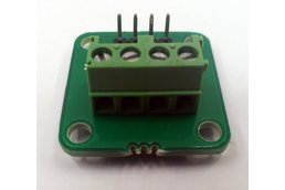4-Way Header to Terminal Block Adapter