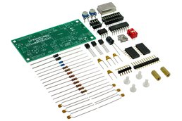 Frequency Counter DIY Kit w/LCD 10Hz-250MHz