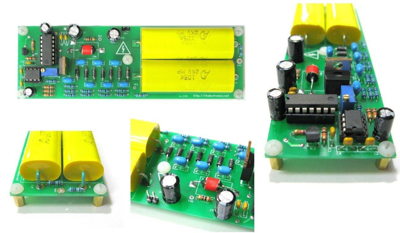 High Voltage Power Supply Diy Kit 700v 1000v From