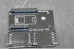 D-duino X2 shield (D-duino & X-project)