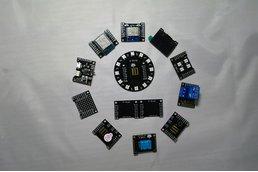 X-Project Starter Kit(ESP8266&ESP32)