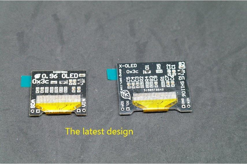 X-OLED(1.3 IIC Tiny OLED)