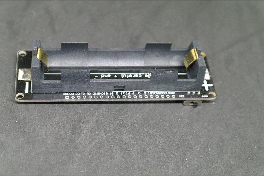 Pocket 32 --ESP32+18650