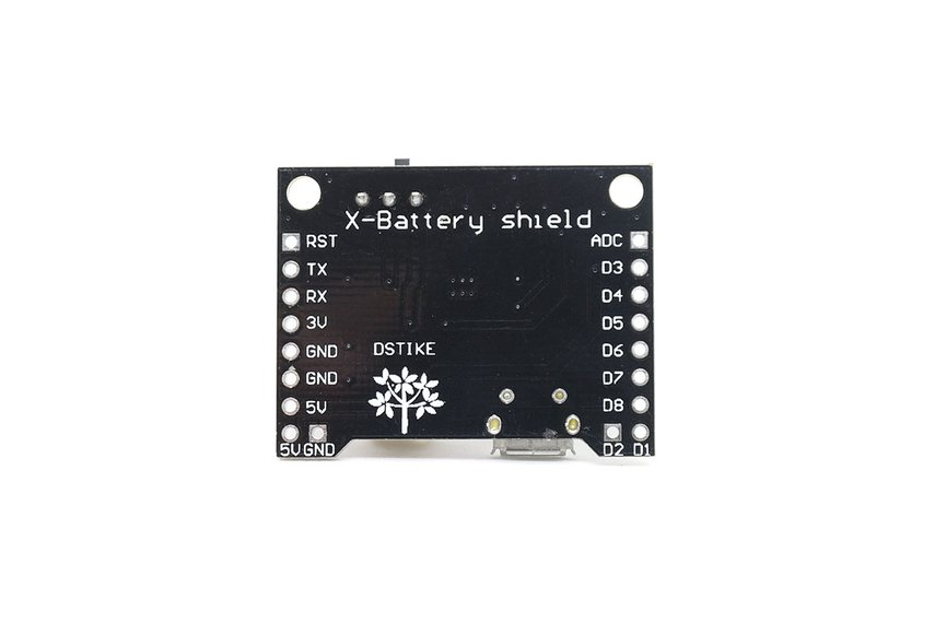 X-Battery V2 (X-Project)