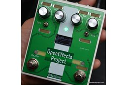 Open Effects Project Main board