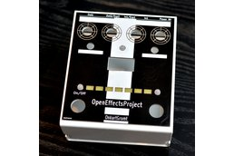 Enclosure for OpenEffectsProject