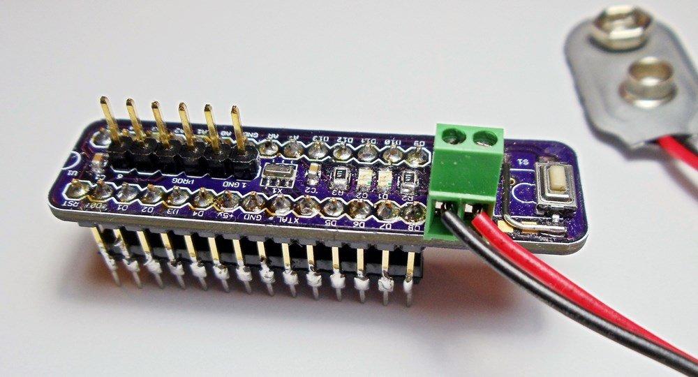 Adding Custom Boards To The Arduino V1: Keyduino V1.4-Arduino Uno Compatible Development Board