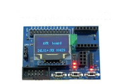 AVR development board for wireless modules