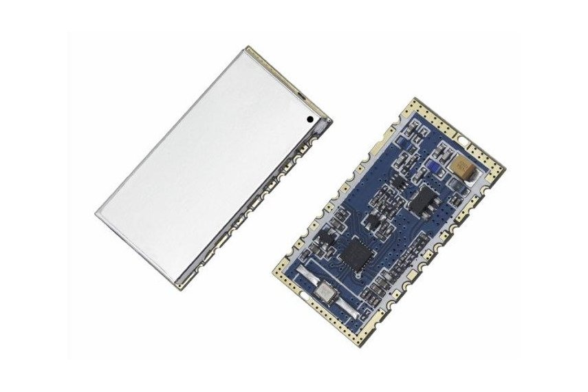 SI4463 wireless transceiver high power module