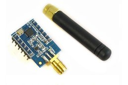 SI4463 wireless module with SMA antenna