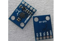 2pc Electronic Compass Module