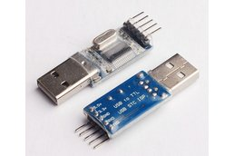 USB To RS232 TTL Converter Adapter