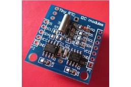 5pc RTC I1C module DS1307 clock (w/o battery)