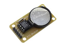 5pc real time clock module with battery