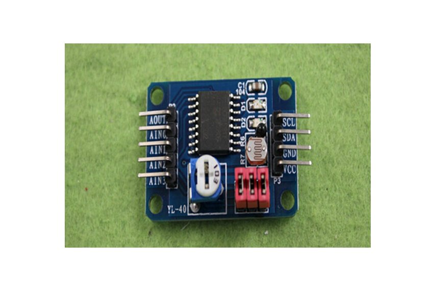 5pc ad da converter module pcf8591 from exlene on tindie. Black Bedroom Furniture Sets. Home Design Ideas