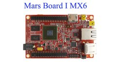 Mars Board Board super raspberries i.M X6 evaluation Board super DIY extension platform Cortex